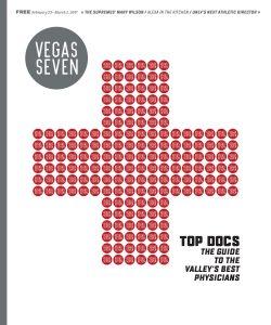 Vegas Seven - Top Docs 2017