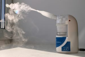 Tottori Allergy - Ultrasound Nebulizer