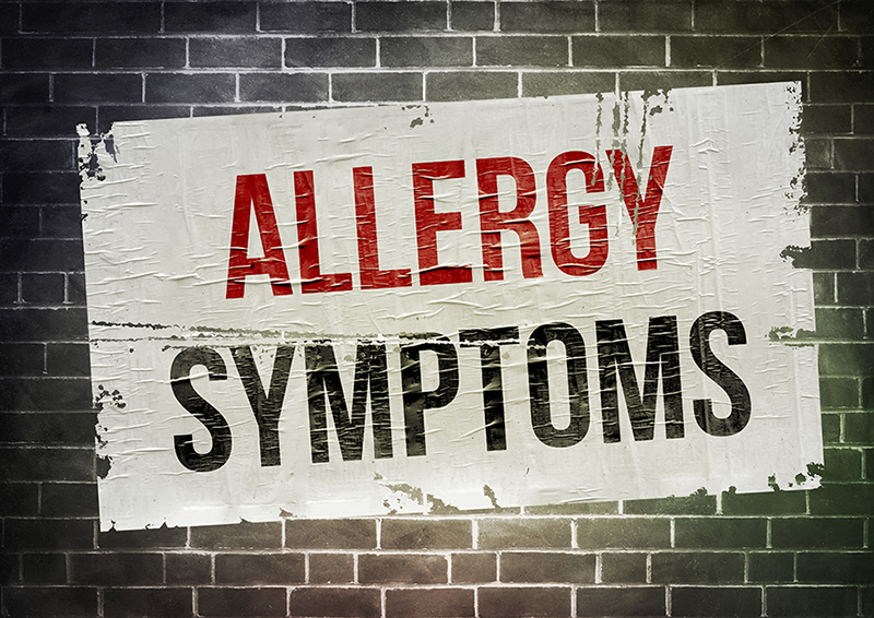 Tottori Allergy and Asthma - Allergy Symptoms