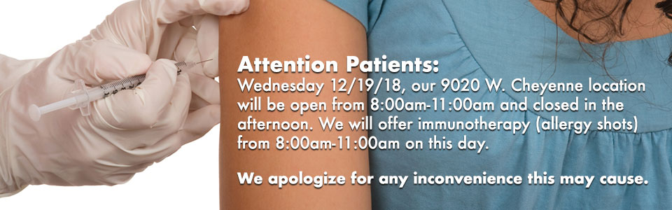 Attention Patients!