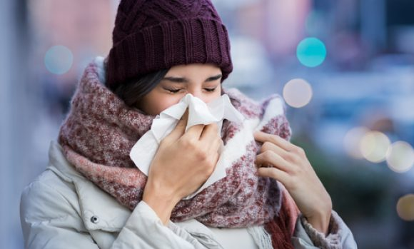 Is It Possible to Have Allergies in The Winter?