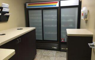 refrigerator for shots for allergy testing