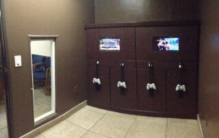las vegas allergy doctor office with xbox games