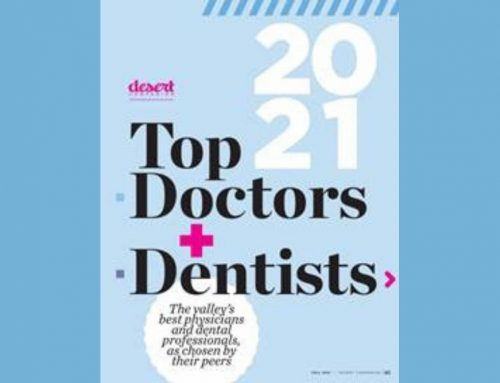 Congratulations to Dr. Tottori for making Top Doc 2021